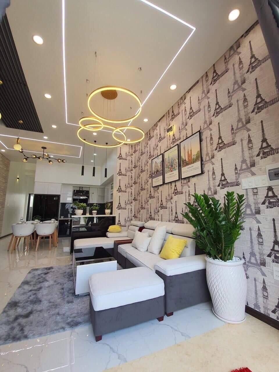 Nội thất đẹp tại Đơn Dương - Phòng khách