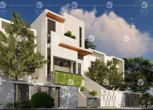 Xây dựng nhà hoàn thiện tại Đà Lạt