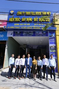 Đội ngũ chủ chốt của Full House Tâm Việt