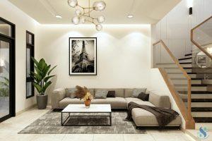 Thiết kế kiến trúc xây dựng biệt thự Đơn Dương Lâm Đồng