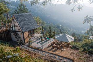 Thiết kế kiến trúc xây dựng homestay Đơn Dương Lầm Đồng
