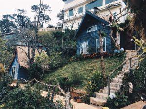 Thiết kế kiến trúc xây dựng homestay Đơn Dương Lâm Đồng độc đáo